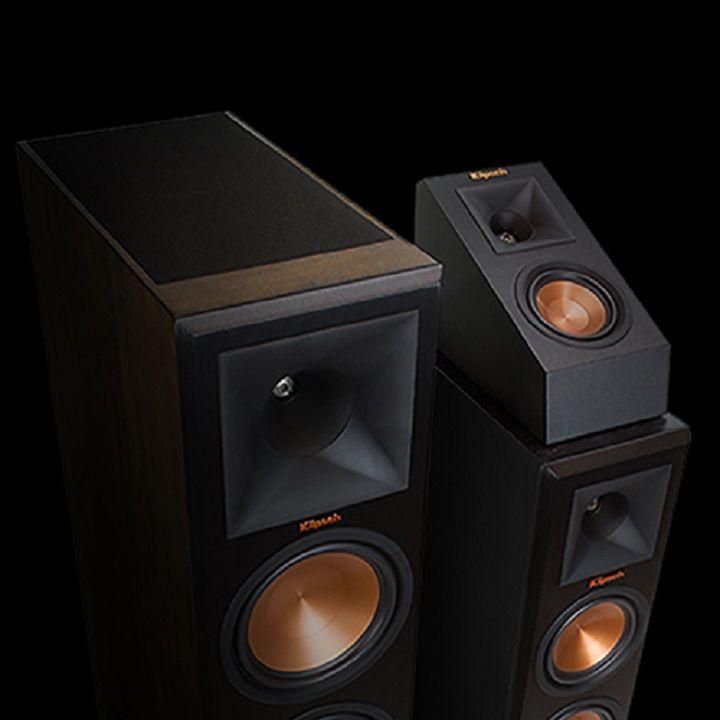 Klipsch maakt Dolby Atmos eenvoudig met twee nieuwe luidsprekers