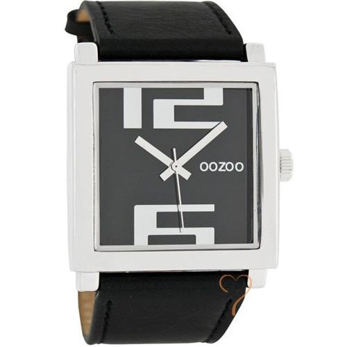 Ρολόι Oozoo Timepieces 48mm Silver Case