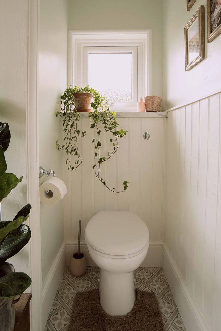 Mein Badezimmer Makeover Mit Vorher Nachher Bilder 1930s Bathroom Retro Bathrooms Bathroom Color Schemes