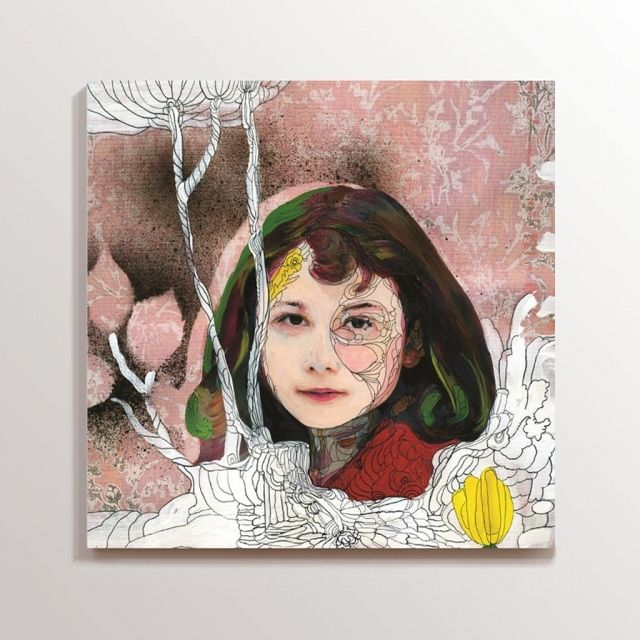 Portrait of Gracie, Randi Antonsen