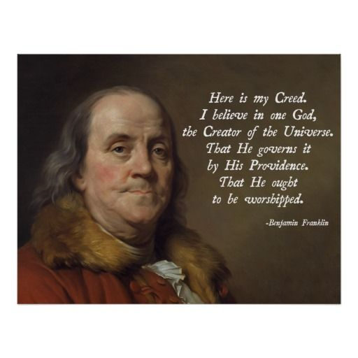==>Discount          Benjamin Franklin Religion Poster           Benjamin Franklin Religion Poster we are given they also recommend where is the best to buyHow to          Benjamin Franklin Religion Poster Online Secure Check out Quick and Easy...Cleck Hot Deals >>> http://www.zazzle.com/benjamin_franklin_religion_poster-228253266571706524?rf=238627982471231924&zbar=1&tc=terrest