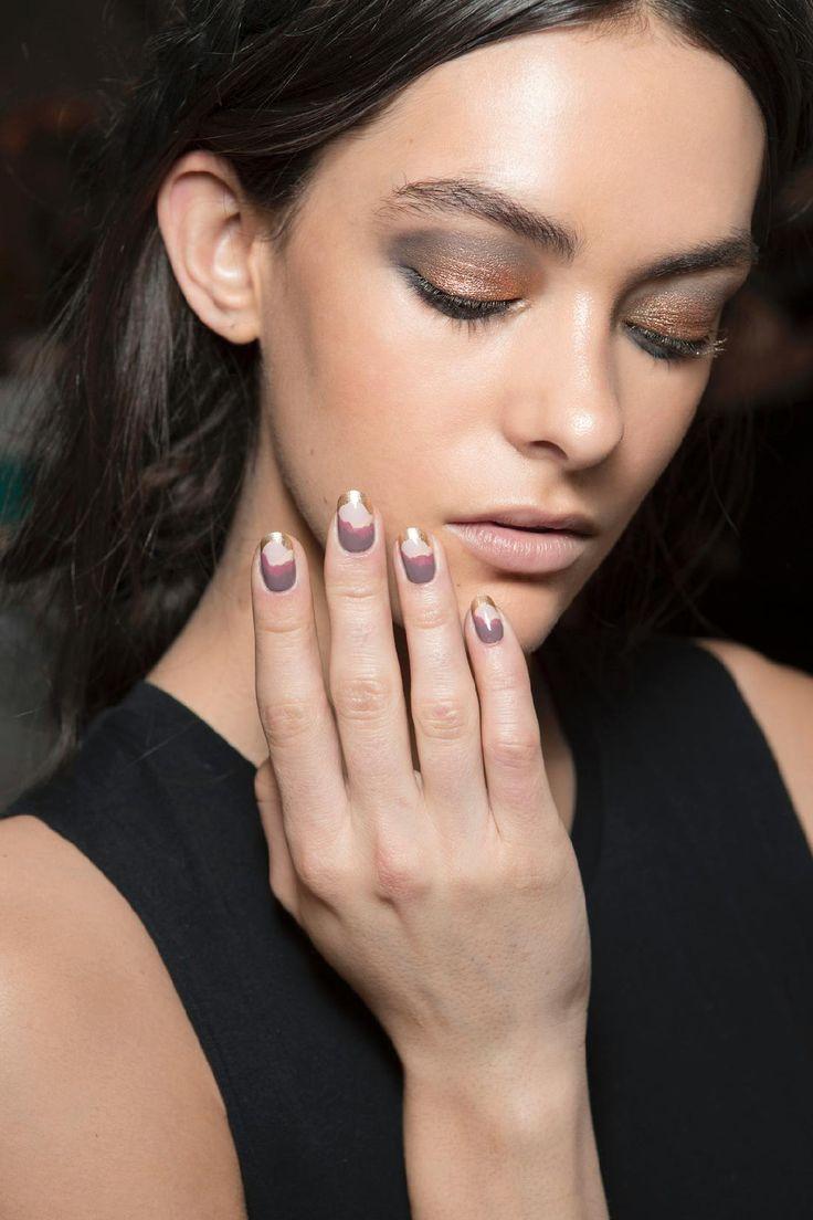 Ongles: les tendances de nail art de l'automne 2015 - Elle Québec