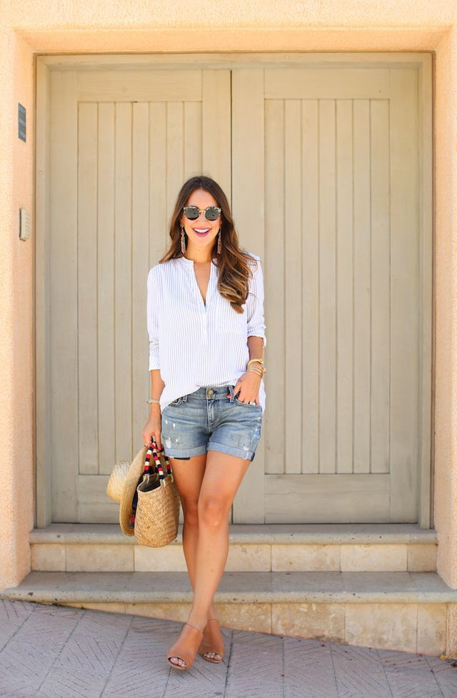 Casual & Comfortable #summer #outfits #inspiration
