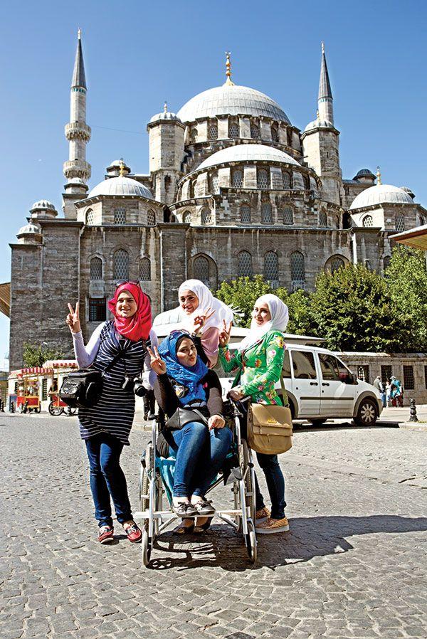 Araplar için neden İstanbul?