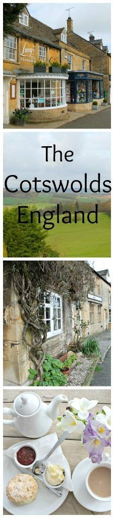 Why You Should Visit the Cotswolds - The Daily Adventures of Me