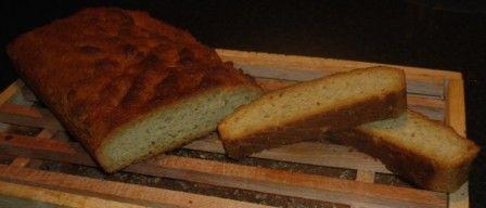 Mandulás paleo kenyér