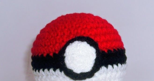 I made a bunch of these pokeballs for the kids starting way back in the mid 90's ... when they were little. They'd lose one (or the dogs ...