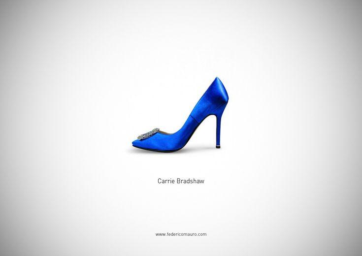 IlPost - Carrie Bradshaw federicomauro.com - Carrie Bradshaw