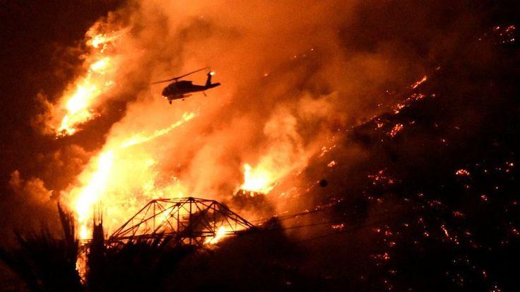 """Investigadores de todo el mundo analizaron veintisiete eventos climáticos extremos de 2016 y encontraron que el calentamiento global provocado por el hombre era un """"motor significativo"""" en veintiuno de ellos."""