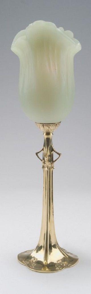Tischlampe, um 1900 Leveillé, Ernest, Paris