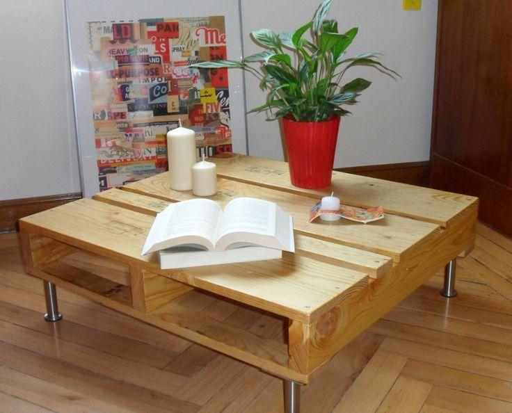 17 best images about muebles de atumadera on pinterest - Palet reciclado muebles ...