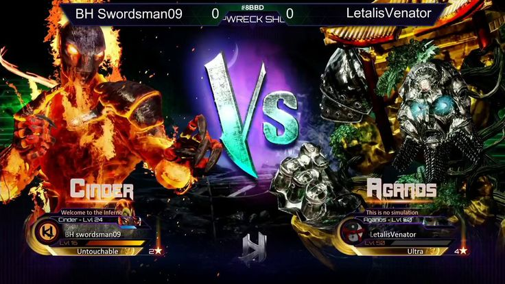 Killer Instinct 8Bit BeatDown Week 1 Season 3