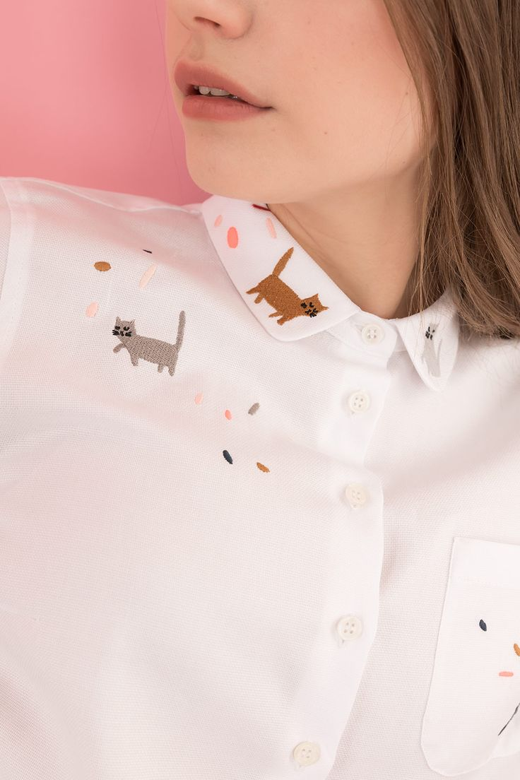 Lazzari Goes Tex Mex super cute blouse