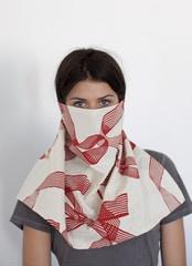 Pony Rider - Ruby Ribbons Teakin - towel / napkin