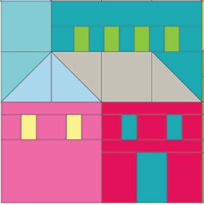 Hillside Houses Block 2