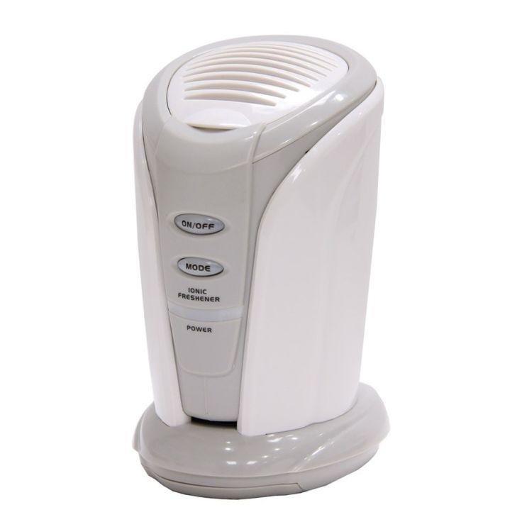 MedFridge Plus  Fertőtlenít a hűtőben, gardróbban, cipős szekrényben és a mellékhelyiségben. Tartalmaz 3 db. 1,5 V AA elemet.
