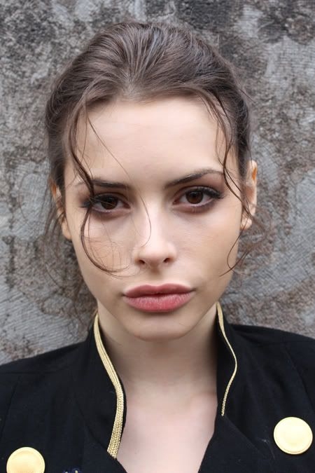 Charlotte Kemp Muhl is an American model, actress, singer, and musician from Atlanta, Georgia. Modeling since the age of 13, Muhl, at 16 years old, became the youngest model to appear on the cover of Britain's Harper's and Queen magazine.