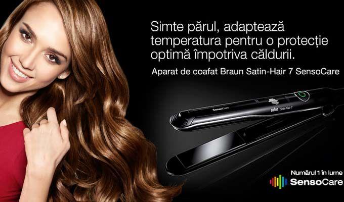 Produsele de îngrijire Braun sunt printre cele mai bune din lume, iar plăcile de îndreptat părul Satin Hair nu fac excepție. Vezi care sunt cele mai bune plăci de întins părul Braun.