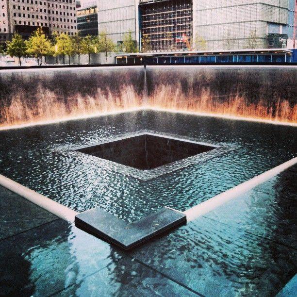 Ground Zero in New York, NY