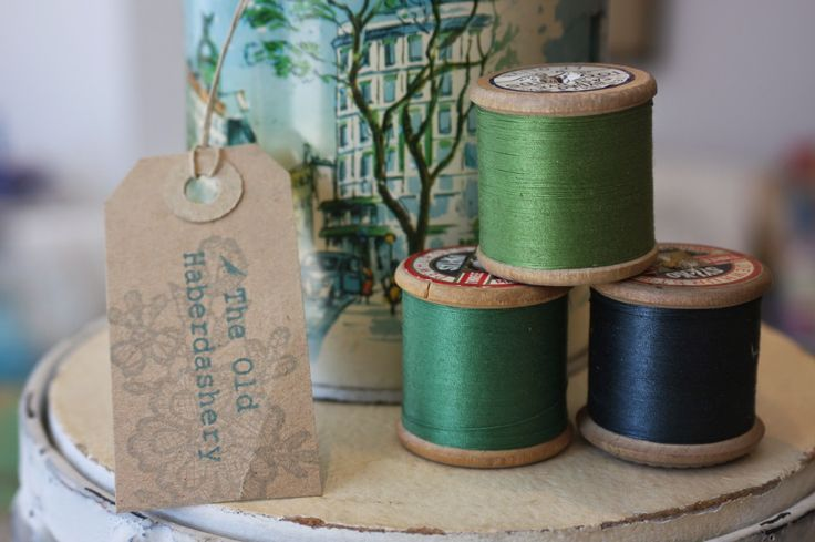 The Old Haberdashery: For the love of Sylko