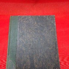 DESOLACIÓN - GABRIELA MISTRAL - 1ª EDICIÓN - INSTITUTO DE LAS ESPAÑAS EN LOS ESTADOS UNIDOS - 1922 -