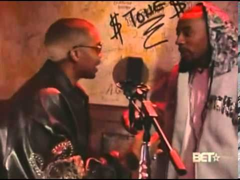 #Throwback Nas in the booth on rap city