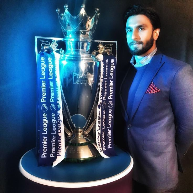 English Premier League 2018-19 official partnership with Indian film actor Ranveer Singh Arsenal Live Football Score Richard Masters, Premier League Managing Director