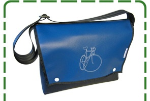 Super cool bag made by my talented niece!  Featured on Outdoors NW.