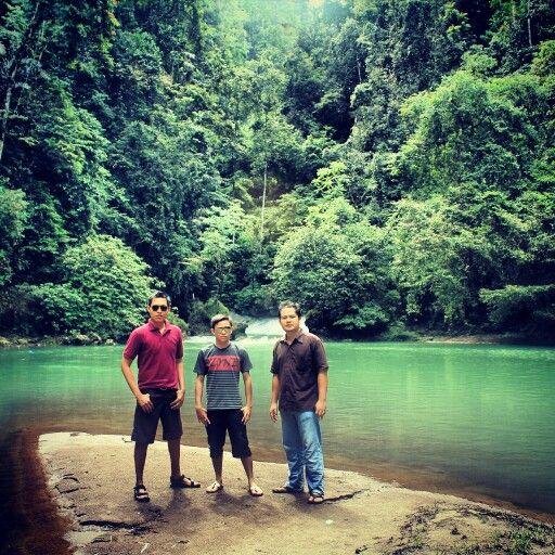 Bantimurung Lake -South Celebes-