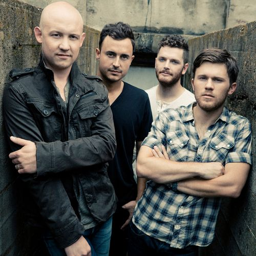 The Fray is Isaac Slade, Joe King (guitar and vocals), Dave Welsh (guitar) and Ben Wysocki (drums). The Denver based foursome formed in 2002 after high school friends Slade and King bumped into each other at the local guitar shop.