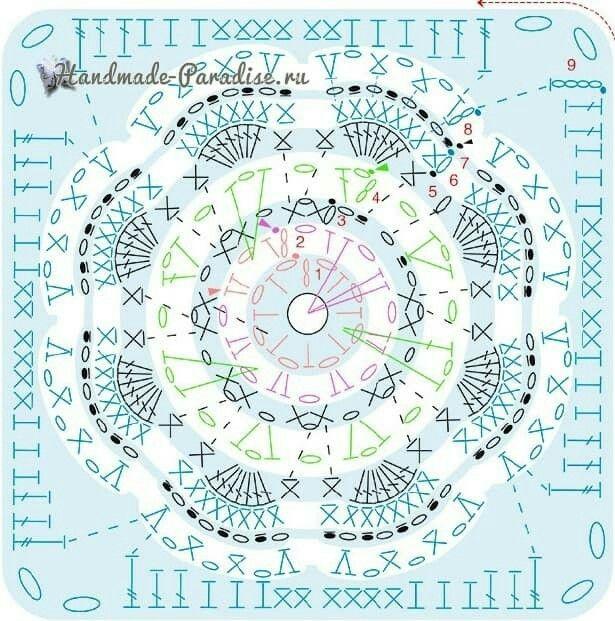 292 best tejidos images on Pinterest | Amigurumi patterns, Crochet ...