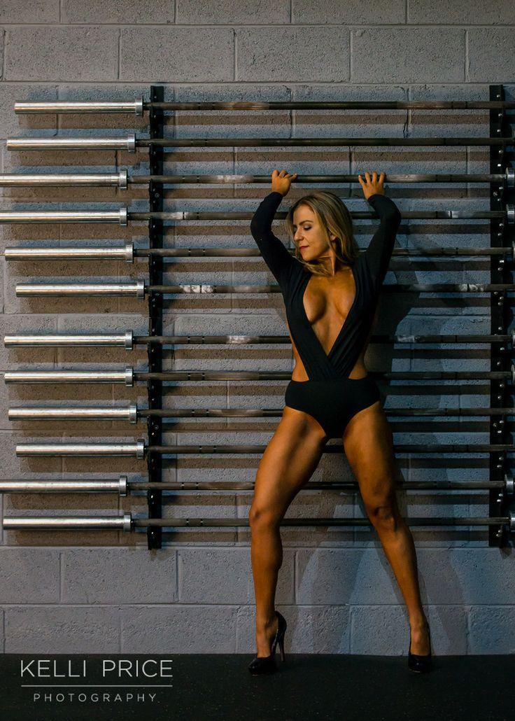 Kelli Price Photography | Barbells and Stilettos | Fitness Session | Venture CrossFit, Atlanta, Georgia
