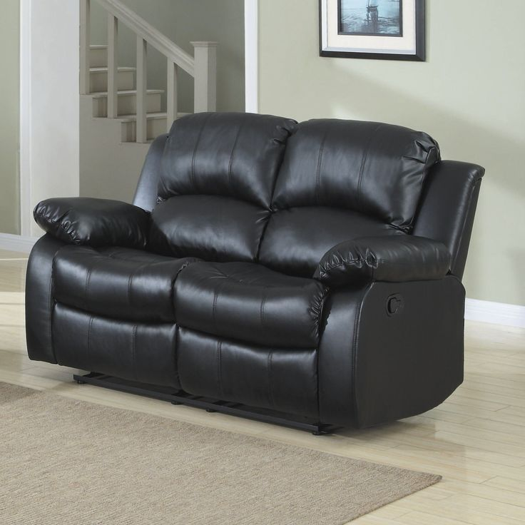 find this pin and more on reclining leather sofas by