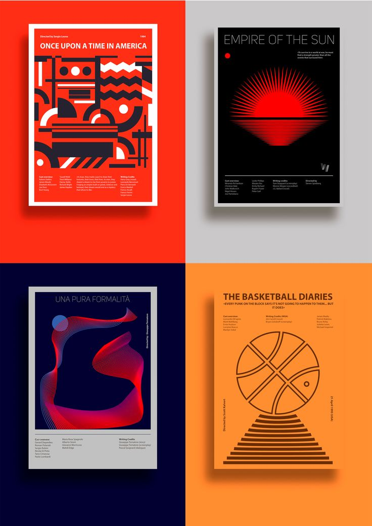 Poster Collection.