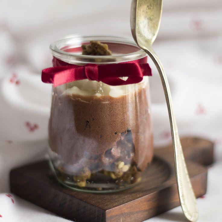 98 best images about postres thermomix on pinterest - Como hacer mousse de yogurt ...