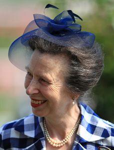 Princess Anne, June 21, 2017   Royal Hats
