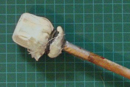 How to make a Mahl Stick