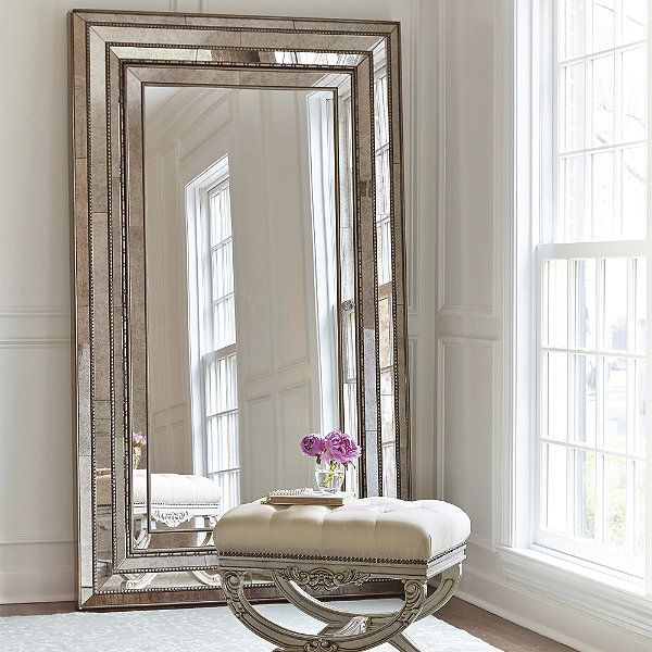 Duchamps Storage Mirror from Frontgate