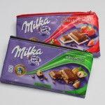 Wann kauft eine Veganerin Milka-Schokolade?