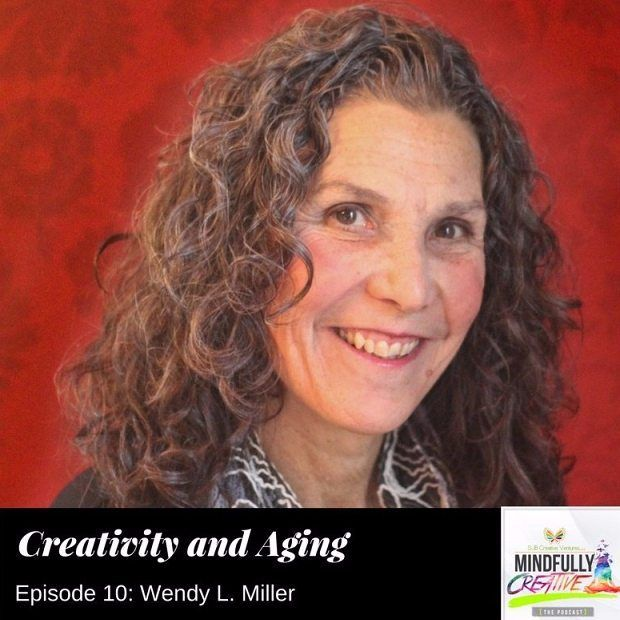 Reposting @sparkyourcreative: The 10th episode ofThe Mindfully Creative Podcastspotlights creativity and the aging process with guest, @WendMiller11  Wendy L. Miller, Ph.D., co-author of the book,@Sky_Above_Clouds Sky Above Clouds: Finding Our Way Through Creativity, Aging and Illness(Oxford University Press, 2016). In this interview, we talk about key concepts from the book and specifically how creativity can benefit all of us as we age.  During this episode we discuss: . How did the…