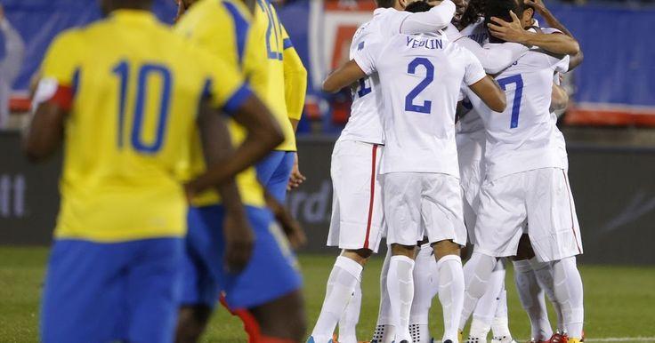 http://ift.tt/1X5jUtf America # copa2016 USA vs Ecuador 2016 Copa America Friendly Match Date Time TV Schedule and Livestream - Copa...