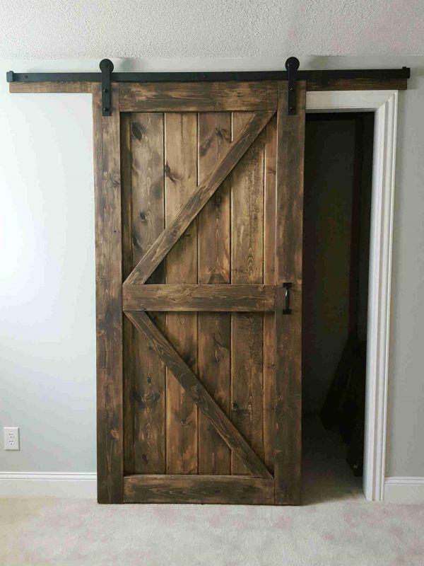 Horizontal Plank Barn Door Walston Door Company N Kansas City Mo Rustic Barn Door Barn Doors Sliding Diy Sliding Barn Door