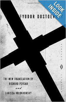 The Idiot (Vintage Classics): Fyodor Dostoevsky, Richard Pevear, Larissa Volokhonsky: 9780375702242: Amazon.com: Books