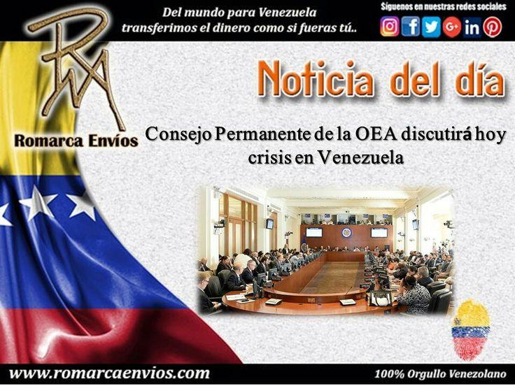 """En su derecho de palabra, la canciller Delcy Rodríguez calificó a Luis Almagro de """"mentiroso, deshonesto, malhechor y mercenario"""".     Fuente: http://www.el-nacional.com/noticias/mundo/consejo-permanente-oea-discutira-hoy-crisis-venezuela_87594  #NoticiaDelDia #ElNacional  #Mundo #Venezuela #Canciller #Noticias #Calificar #Palabras #VenezolanosEnEuropa #VenezolanosEnElMundo"""