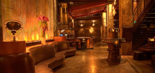 Image detail for it s called the edison its steampunk decor is easily come by steampunk - Steampunk room ideas ...
