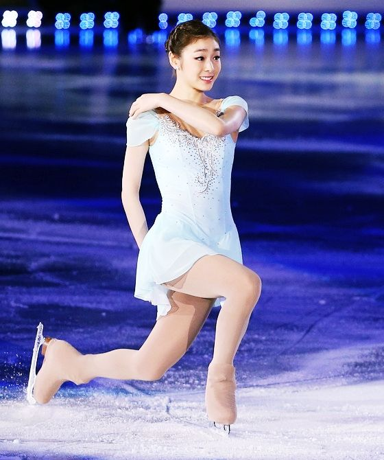 Queen Yuna's Ice Show - ATS 2014 : Day 2 (May 5, 2014) #Perfect Queen