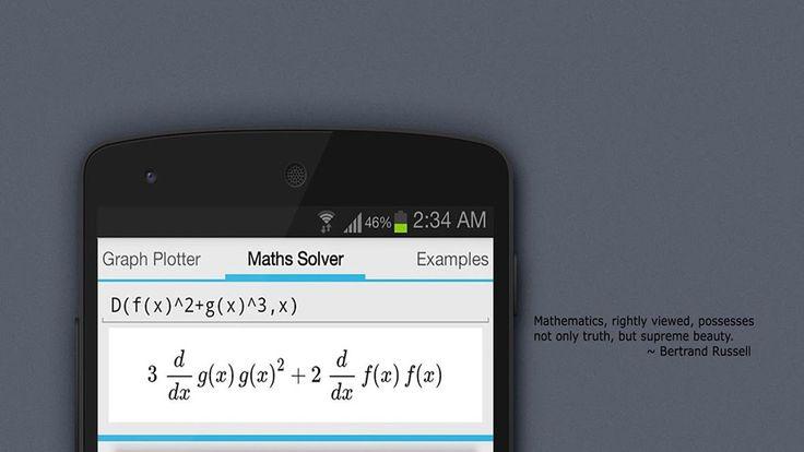 Math Solver - Aplicaciones de Android en Google Play