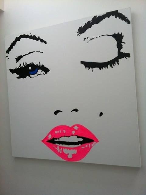 #decor #quadro #woman