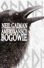 Amerykańscy bogowie-Gaiman Neil - TA okładka