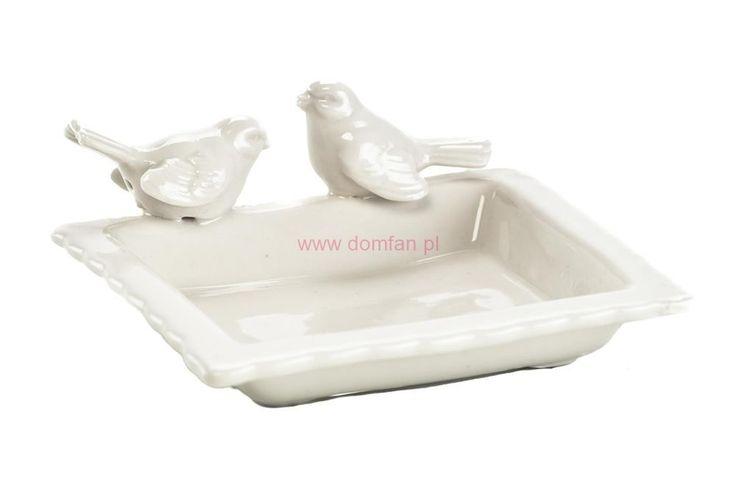 Talerzyk porcelanowy MILA